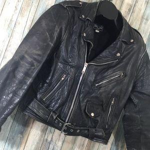 1960s Vintage leather jacket